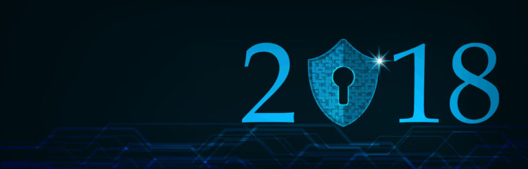 Checkout the top five cybersecurity trends of 2018 with Cerium Networks.