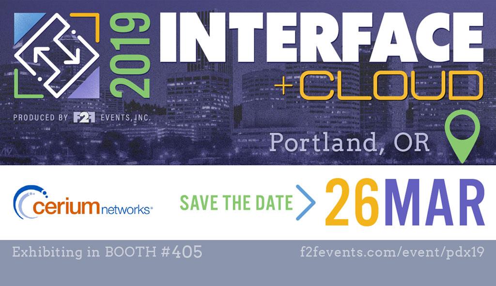 Interface Portland 2019