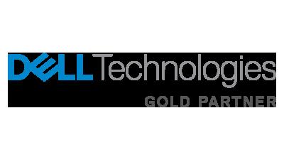 Dell Technologies Gold Partner.